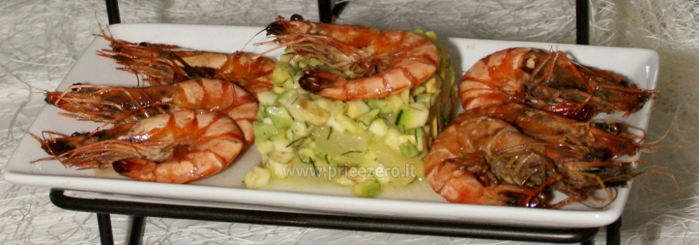 Exclusive restaurant RUSNE VILLA cuisine for your event - 8