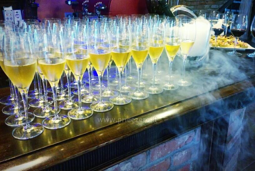 Exclusive restaurant RUSNE VILLA cuisine for your event - 12