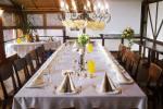 "Restaurant in Klaipeda region ""KARČEMA MINGĖ"". Banquets, conferences"