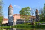 Panemunė castle in Jurbarkas district