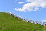 Palemonas (Średniki) wzgórzu w rejonie Jurbork