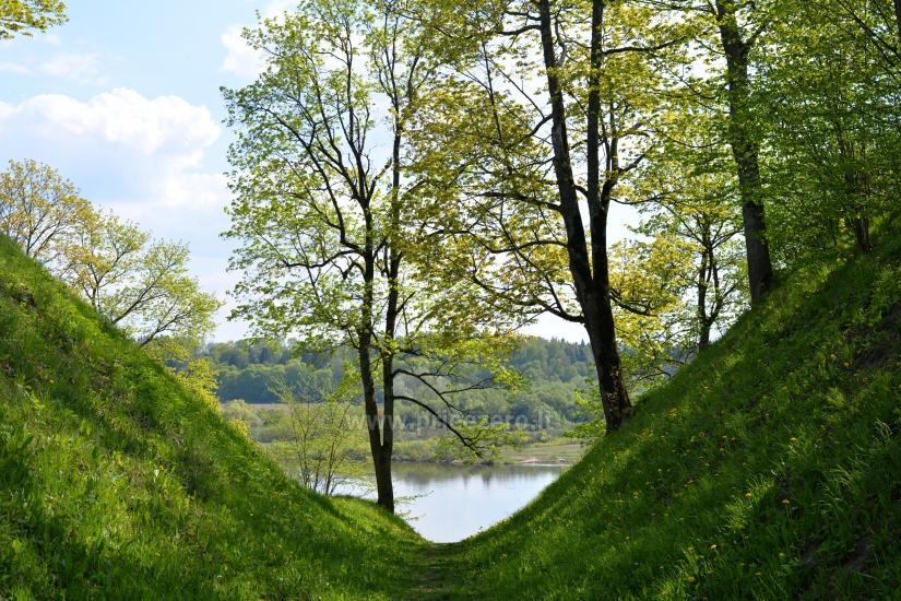 Veliuona mound, Jurbarkas district - 5