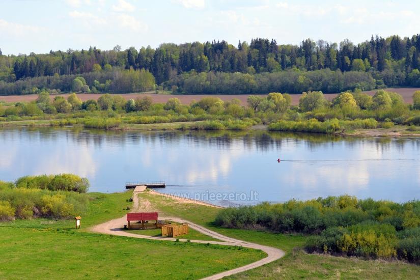 Veliuona mound, Jurbarkas district - 10
