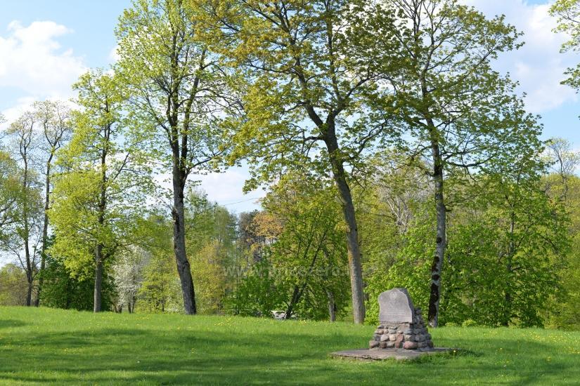 Veliuona mound, Jurbarkas district - 11