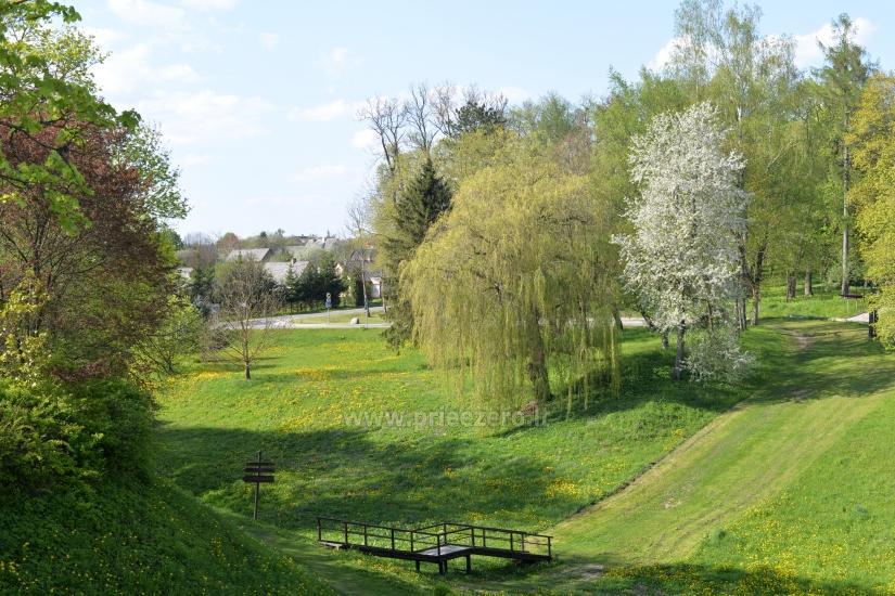 Veliuona mound, Jurbarkas district - 17