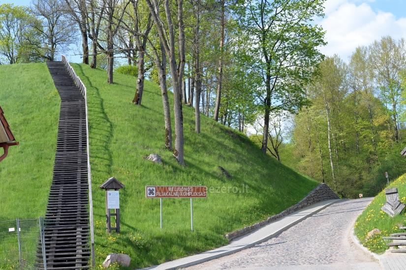 Veliuona mound, Jurbarkas district - 1