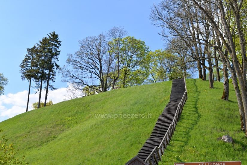 Veliuona mound, Jurbarkas district - 3