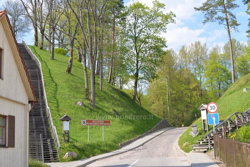 Veliuona mound, Jurbarkas district - 4