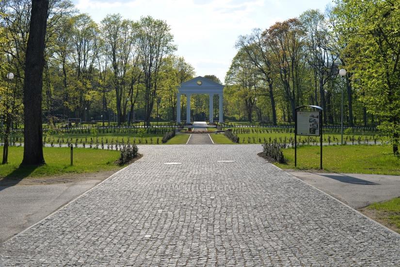 Jurbarkas manor park - 3
