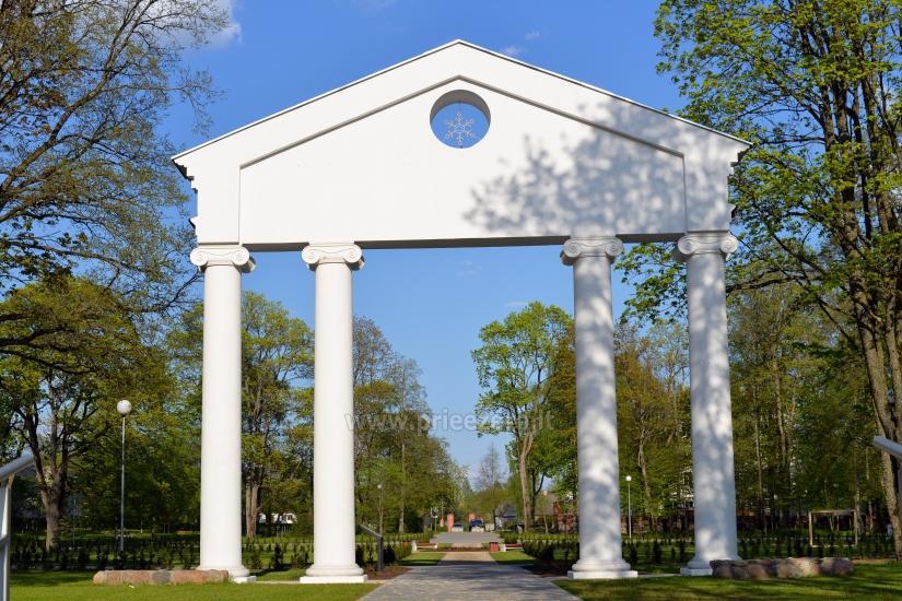 Jurbarkas manor park - 2