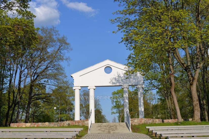 Jurbarkas manor park - 1