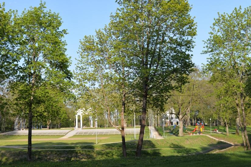 Jurbarkas manor park - 11