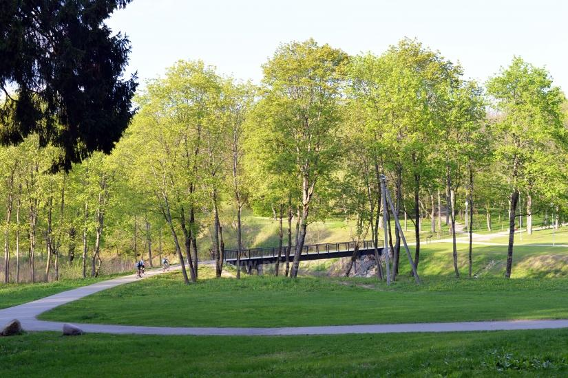 Jurbarkas manor park - 12