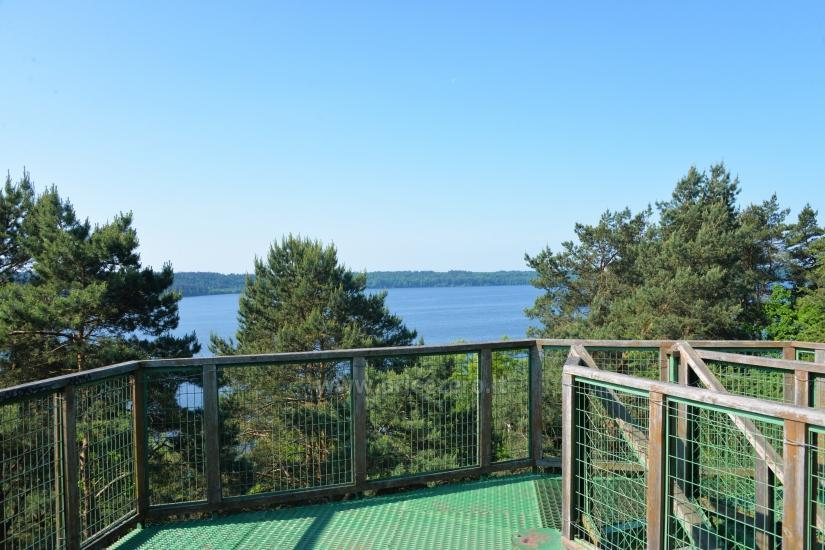 Panoramic tower in Rumsiskes (Kaunas district) - 1