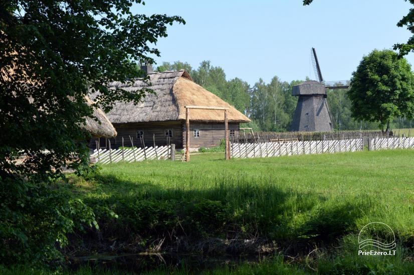 Litewskie Muzeum Ludowe w Rumsiskes - 5