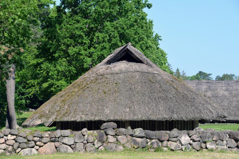 Litewskie Muzeum Ludowe w Rumsiskes - 6
