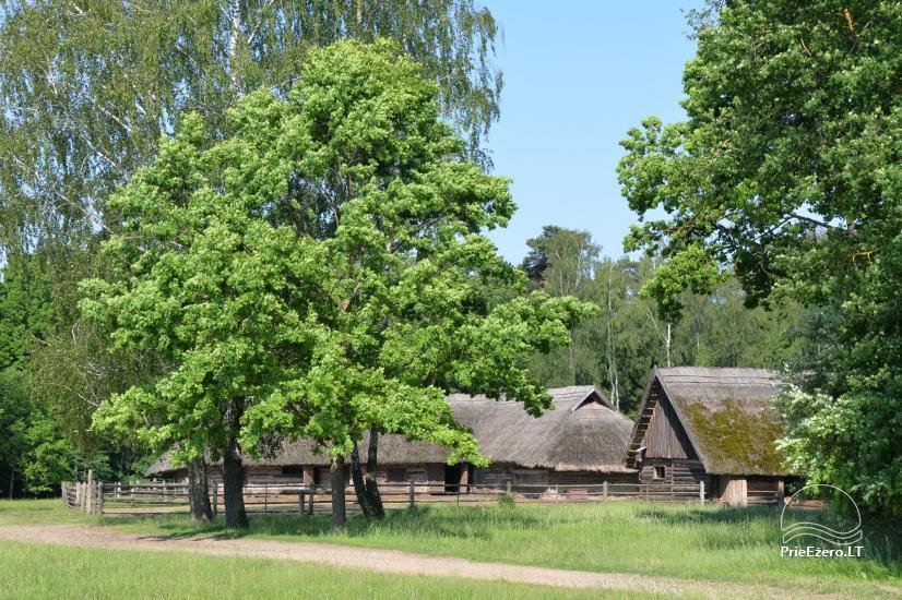Litewskie Muzeum Ludowe w Rumsiskes - 10