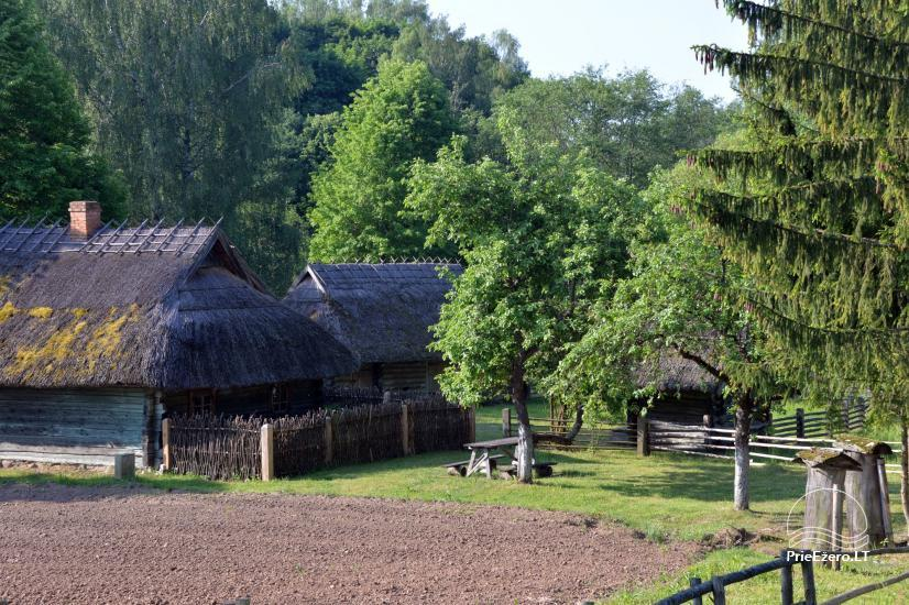 Litewskie Muzeum Ludowe w Rumsiskes - 19