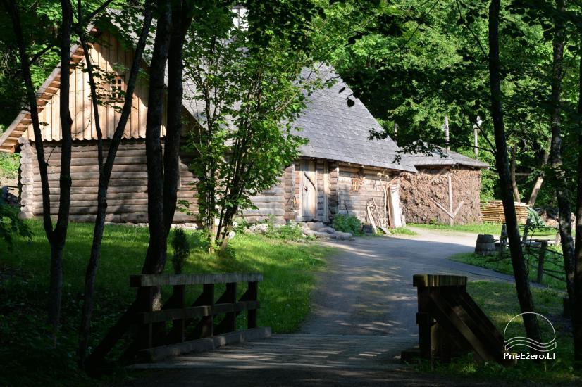 Litewskie Muzeum Ludowe w Rumsiskes - 24