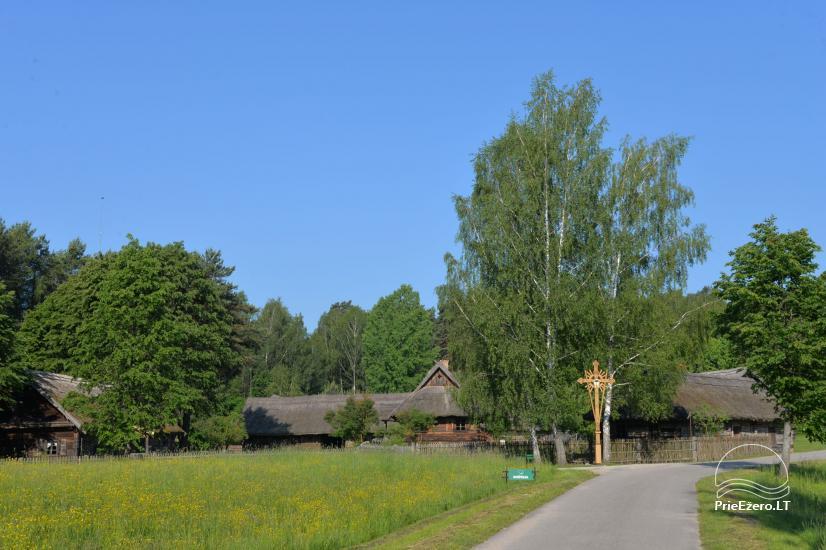 Litewskie Muzeum Ludowe w Rumsiskes - 26