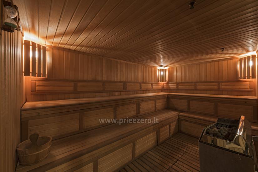 """ORO Dubingiai"" **** - Swimming-pool and saunas,  SPA - 5"