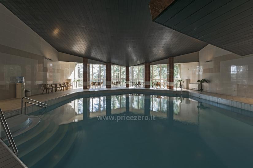 """ORO Dubingiai"" **** - Swimming-pool and saunas,  SPA - 2"