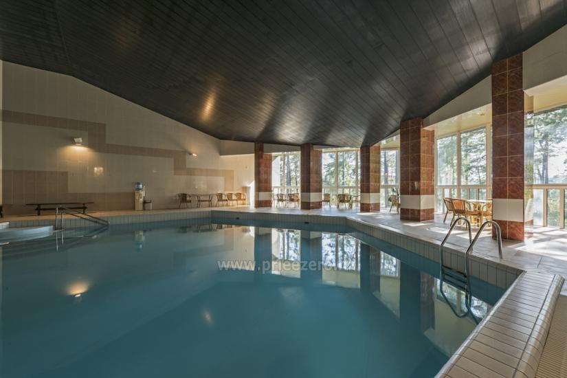 """ORO Dubingiai"" **** - Swimming-pool and saunas,  SPA - 1"