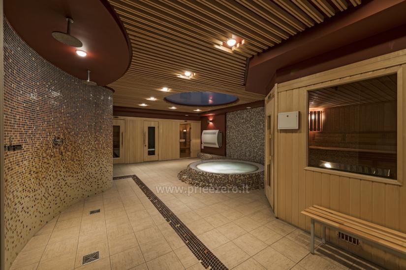 """ORO Dubingiai"" **** - Swimming-pool and saunas,  SPA - 3"