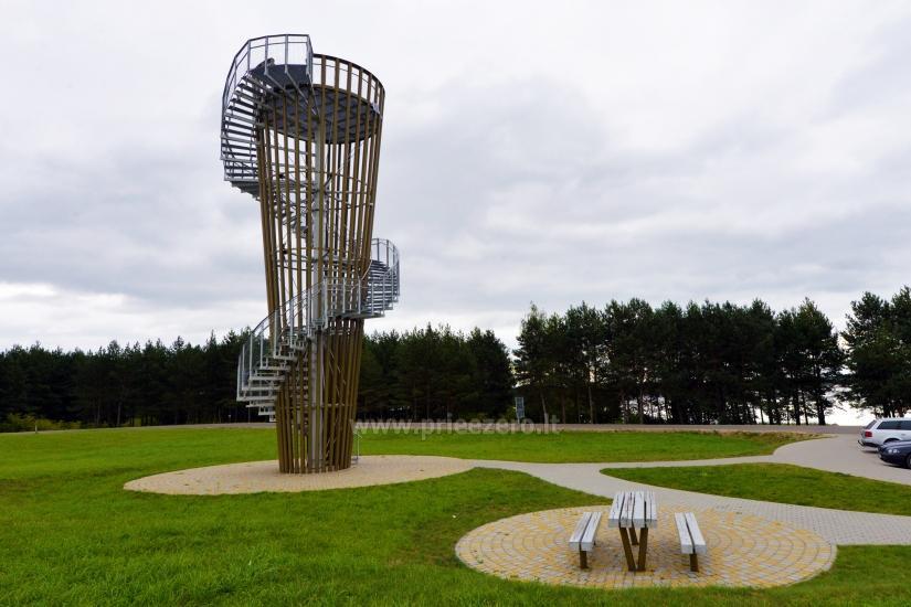 Снайгинас-Вейсеяй башня в Лаздийском районе - 1