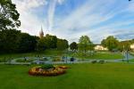 Кнейпп парк в Бирштонас
