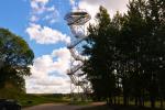 Vilkakalnis observation tower in Ignalina