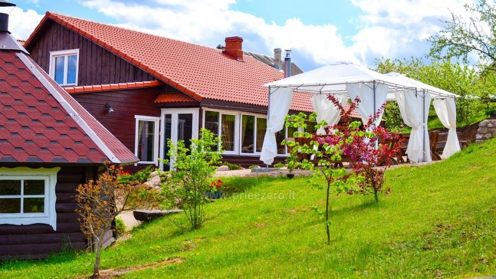 Holiday cottages for New Year in Homestead Saulėtekis - 1