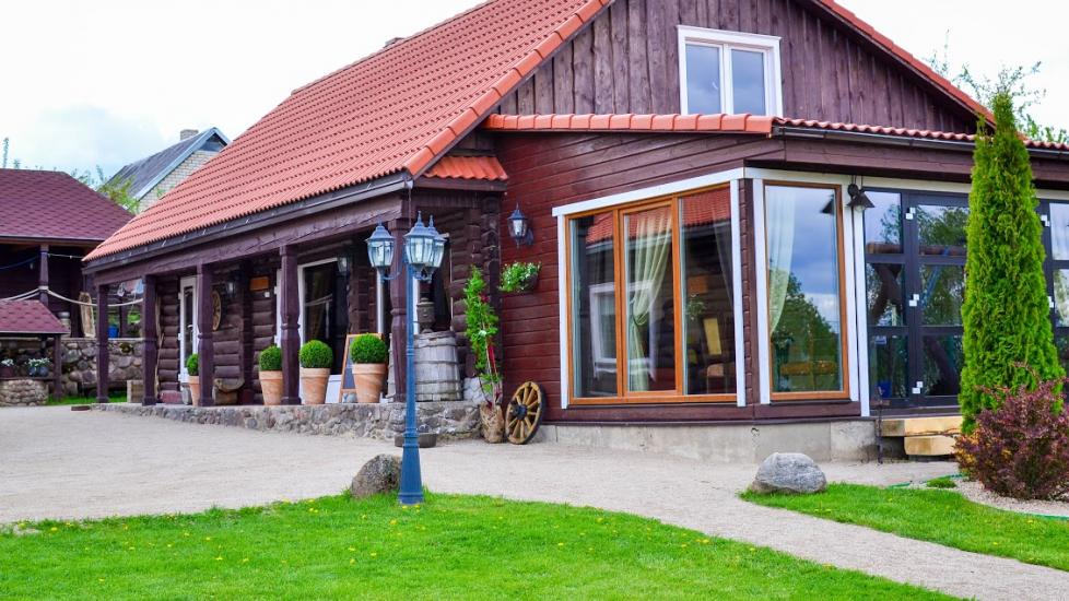 Holiday cottages for New Year in Homestead Saulėtekis - 2