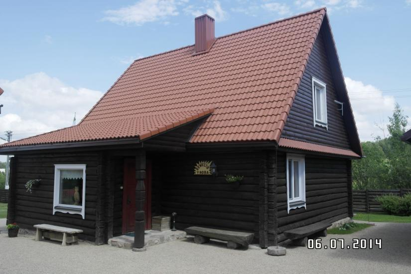 Holiday cottages for New Year in Homestead Saulėtekis - 4