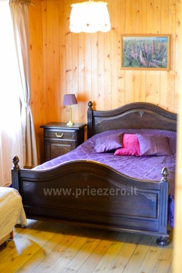 Holiday cottages for New Year in Homestead Saulėtekis - 7
