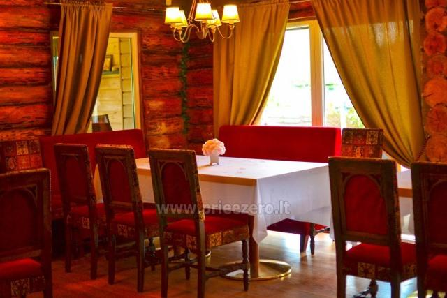 Holiday cottages for New Year in Homestead Saulėtekis - 8