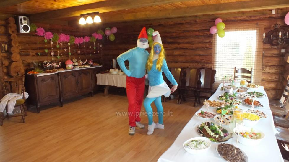 Holiday cottages for New Year in Homestead Saulėtekis - 10