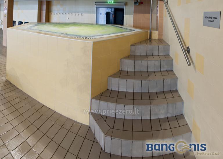 Swimming pool Bangenis in Anyksciai. Gym, baths, jacuzzi - 10