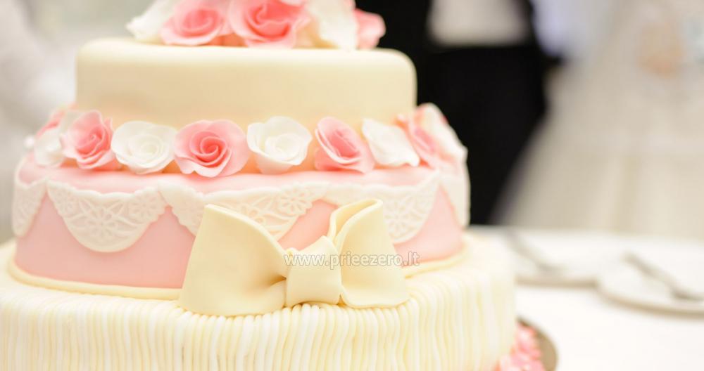 Фотообои торты свадебные