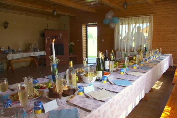 Łaźnia, sala w Druskiennikach w gospodarstwu Sodybaruke - 13