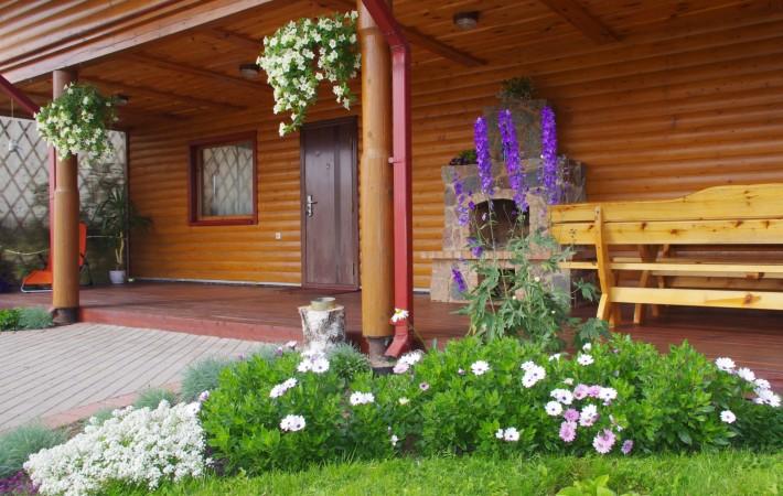 Łaźnia, sala w Druskiennikach w gospodarstwu Sodybaruke - 5