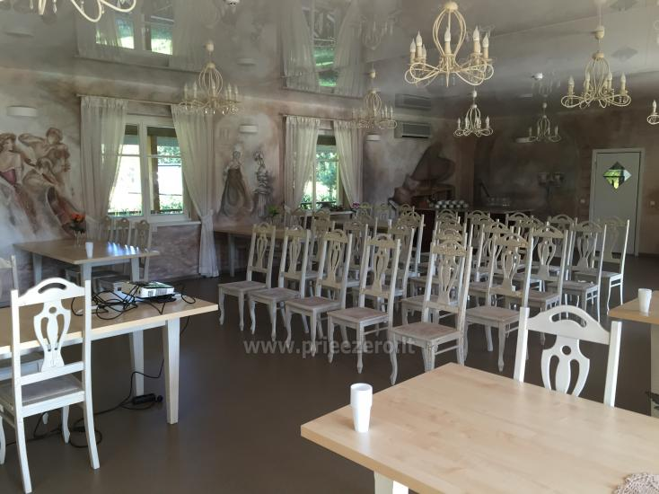 Homestead in Varene region wedings with a large banquet hall - 6
