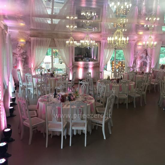 Homestead in Varene region wedings with a large banquet hall - 5