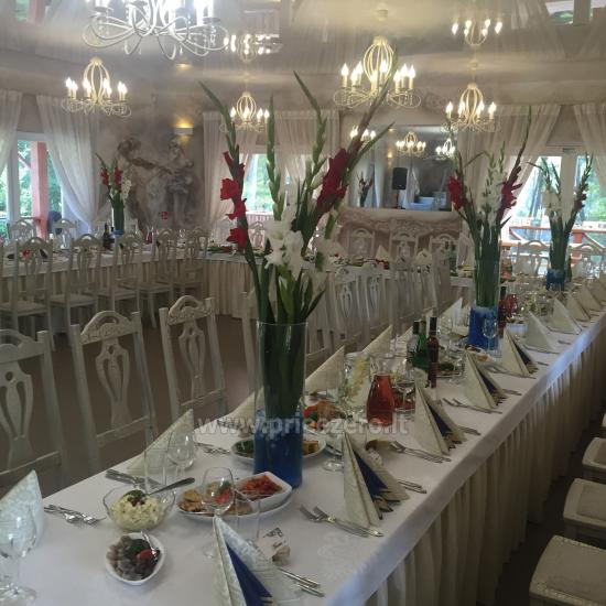 Homestead in Varene region wedings with a large banquet hall - 3
