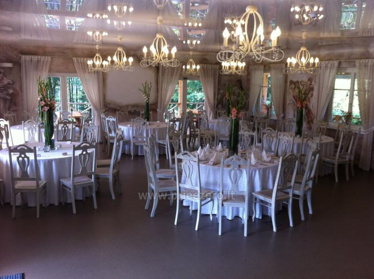 Homestead in Varene region wedings with a large banquet hall - 4