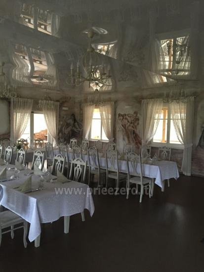 Homestead in Varene region wedings with a large banquet hall - 15