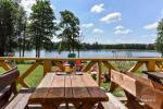 Cafe Kurėnų užeiga on the lake shore in Ukmergė district - 9