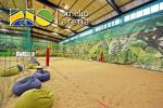Corporate events in Kaunas - RIO sand arena