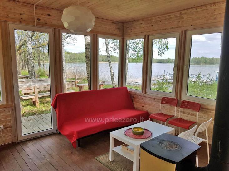 Haus zu vermieten in Utena für Angeln und romantischen Urlaub - 1