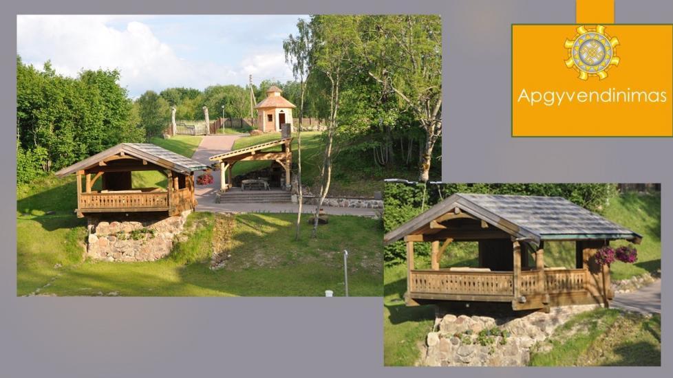 Прокат байдарок, походы по реке Вирвите - усадьба «Angelų malūnas» - 16